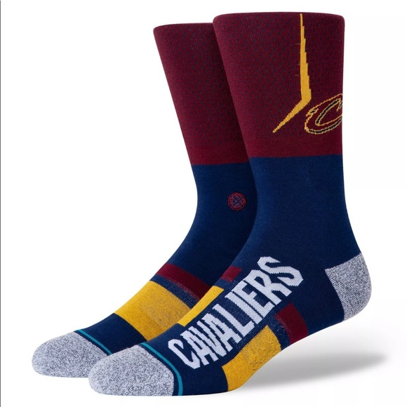 Stance Cleveland Cavaliers Socks. NWT
